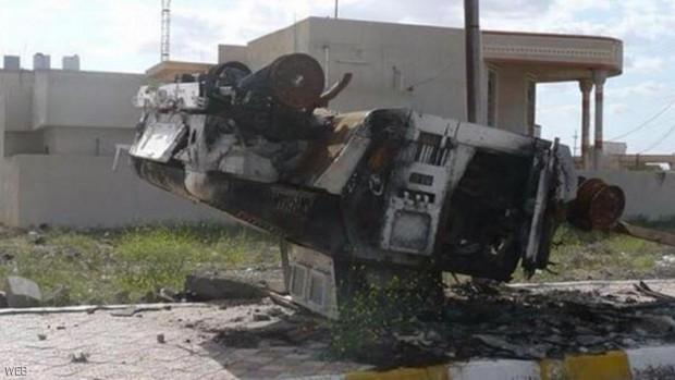 التفجير الانتحاري الذي استهدف السدادة في 6 إبريل 2016
