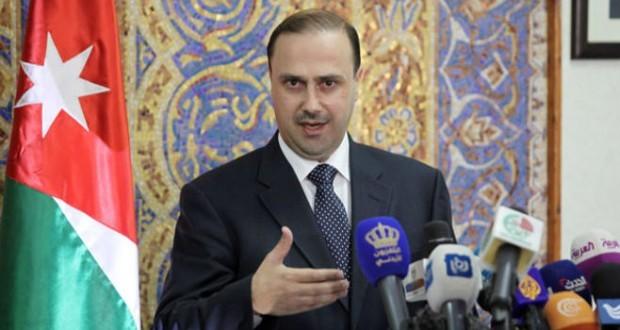 The Jordanian Media and Communication Affairs Minister, Mohamed Al-Moumni
