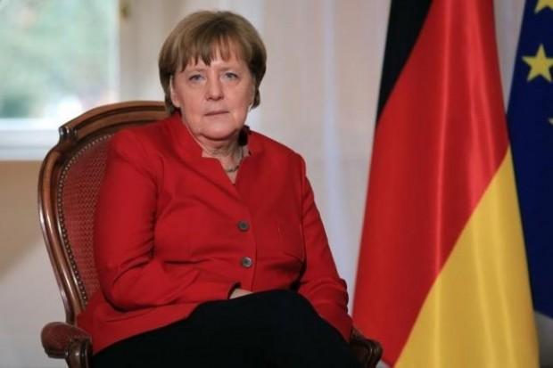 German Chancellor Angela Merkel  in Metz, eastern France, April 7, 2016.  REUTERS/Thibault Camus/Pool