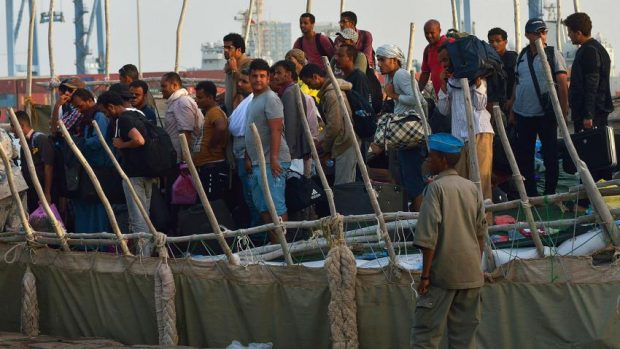 Thousands of Yemenis were forced to flee for safety [File Photo: Getty]