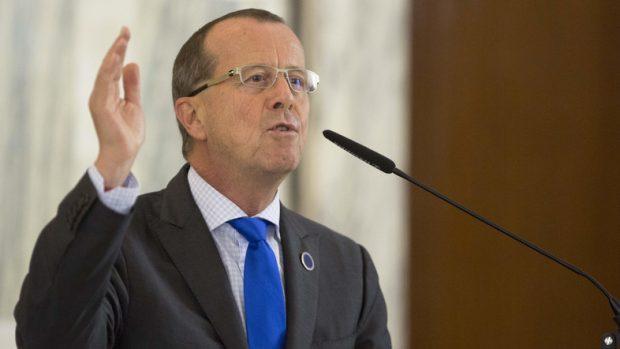Special Representative of the UN Secretary-General for Libya Martin Kobler. (AP Photo/Riccardo De Luca)