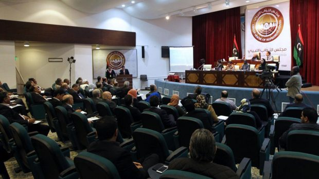 LIBYA-CONFLICT-POLITICS