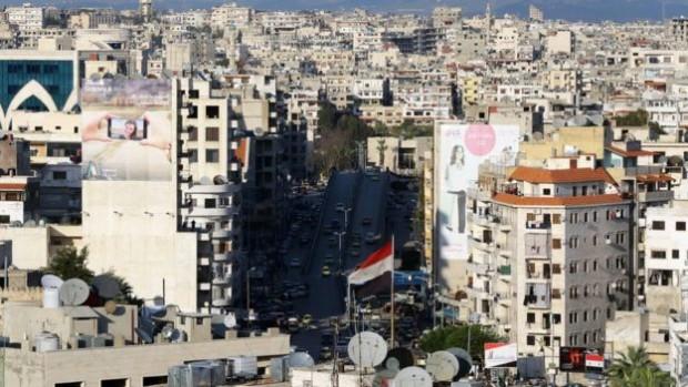 The coastal city of Latakia lies in the heartland of Syria's Alawite community