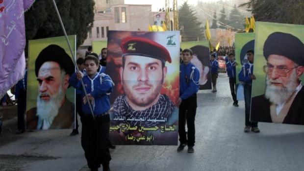 Shia power Iran and Lebanon's Shia Hezbollah movement are assisting the Assad regime
