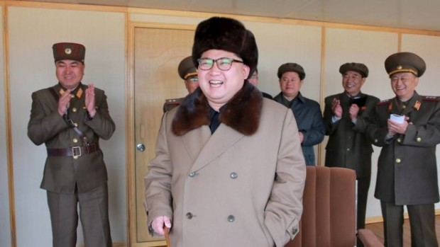 Kim Jong-un reportedly watched the latest test