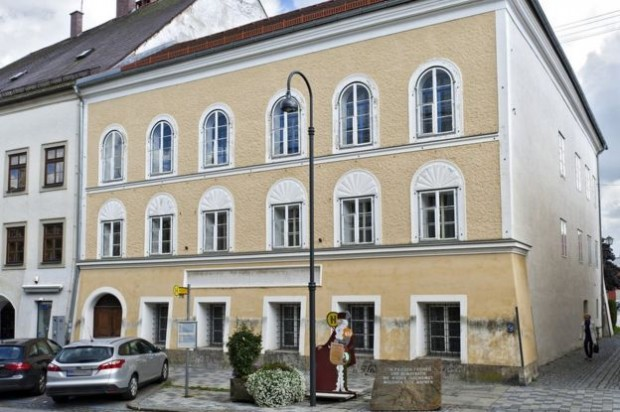 House has been at the centre of a row between the Austrian government and its owner