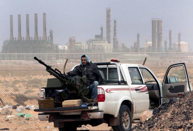 Libya Oil Prices