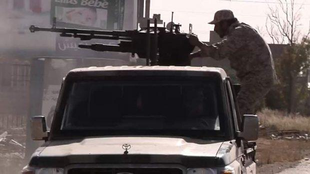 Libya's Battle For Survival