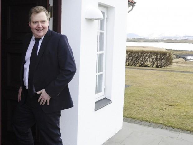 Sigmundur David Gunnlaugsson has denied all wrongdoing Reuters