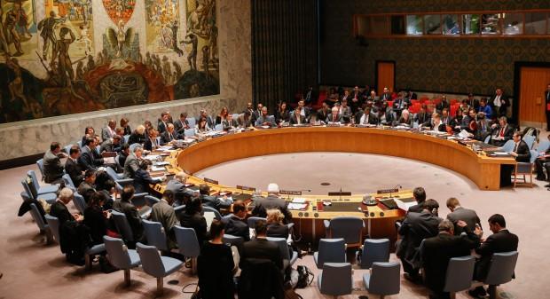 The UN Security Council (UNSC). Reuters