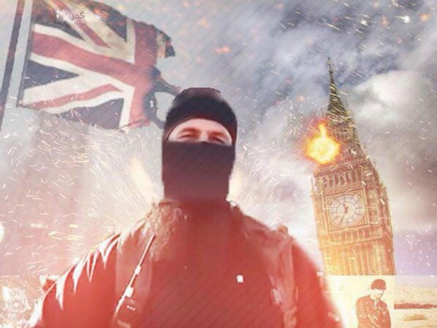 A video made by Isis supporters threatened London, Berlin and Rome