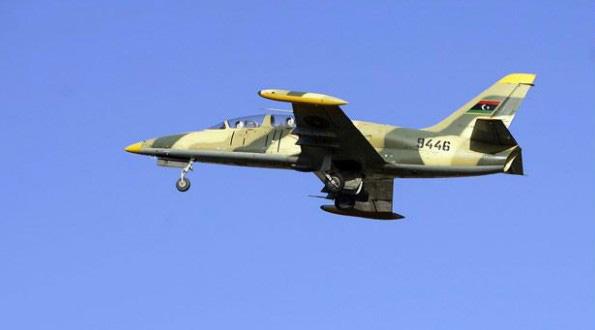 الطيران-الليبي-الحربي
