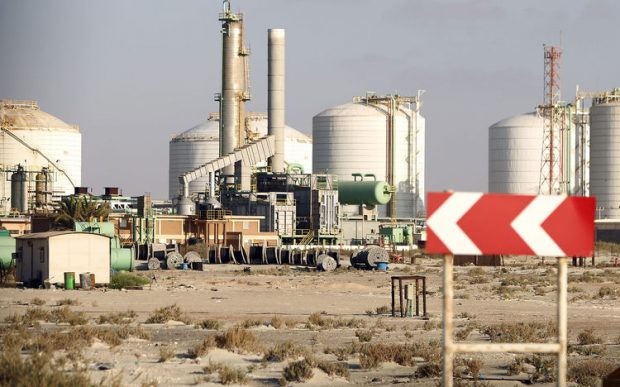 LIBYA-POLITICS-UNREST-OIL