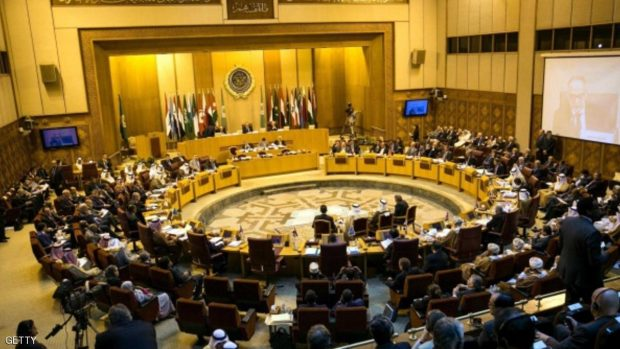 Arab League Foreign Ministers Meeting in Cairo