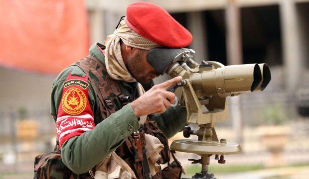 LIBYA-CONFLICT-OIL-ARMY-ISLAMISTS