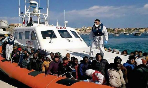 egypttoday-خفر-السواحل-الإيطاليين-1_e