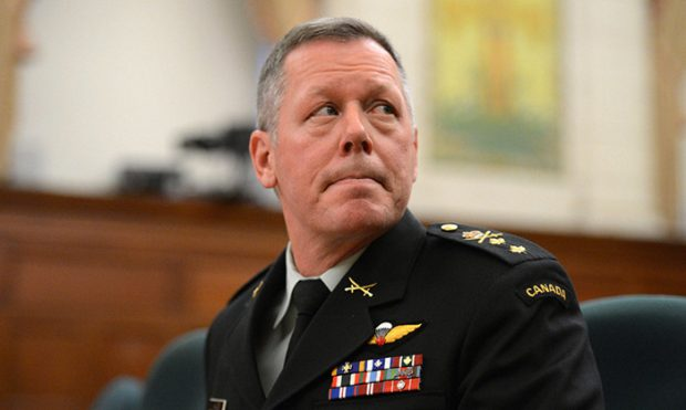 Maj.-Gen. Jonathan Vance. THE CANADIAN PRESS/Sean Kilpatrick