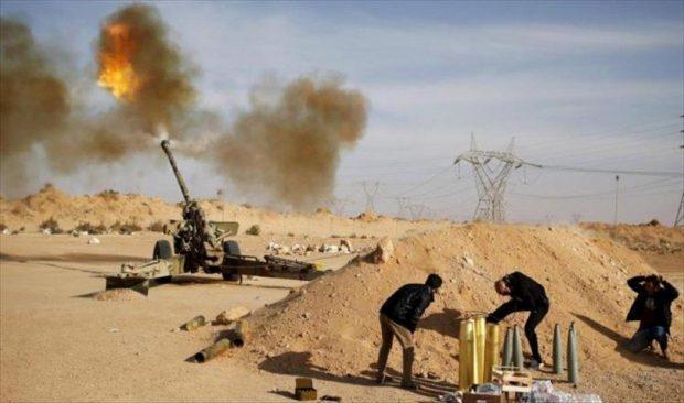 مصدر-عسكري-اشتباكات-بين-تنظيم-«داعش»-وقوات-«البنيان-المرصوص»-على-مشارف-مدينة-سرت-810x478
