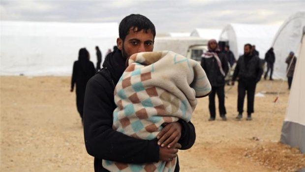 Turkey hosts around 2.7 million Syrian refugees, according to UN data [AP]