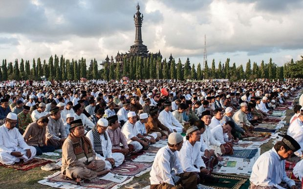 Eid Celebration Marks The End Of Ramadan