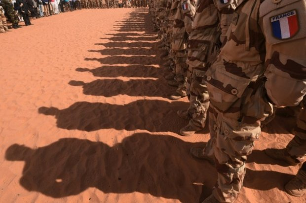 Three French soldiers have been killed while on mission in Libya, the defence ministry says ©Dominque Faget (AFP/File)
