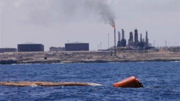 Western countries urge for calm near Zueitina oil terminal