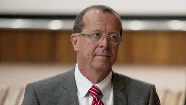 UN delegate Martin Kobler