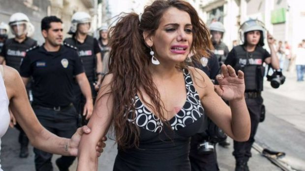 Hande Kader, 23, who went missing last week, had been detained at least once