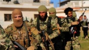 Jabhat Fateh al-Sham (formerly known as al-Nusra Front) is one of the more powerful rebel groups in Syria