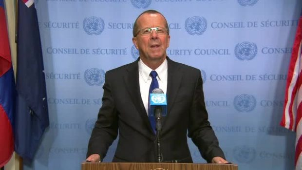 Martin Kobler, Special Representative of the Secretary-General and Head of UNSMIL