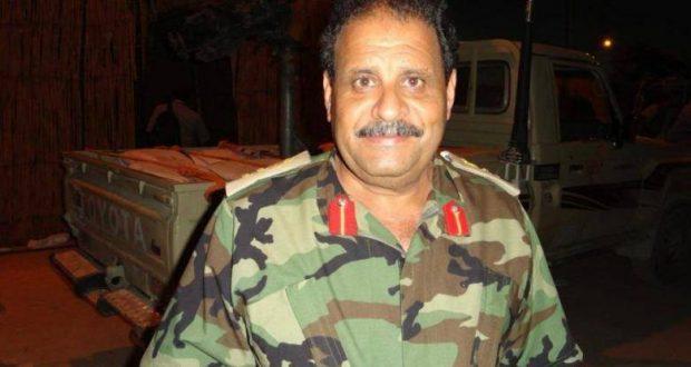 Gen. Al-Mabrook Al-Ghazwi