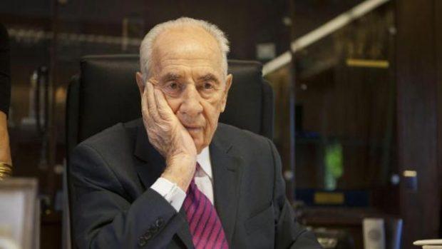 Israeli former President, Shimon Peres