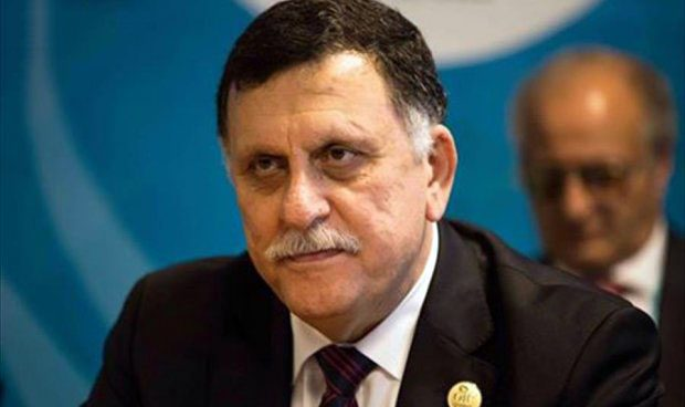 The Head of the Presidential Council (PC) and Prime Minister of the UN-brokered Government of National Accord (GNA), Fayez Al-Serraj