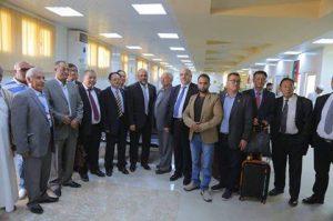 Chinese businessmen meet Libyan counterparts in Western Mountain region