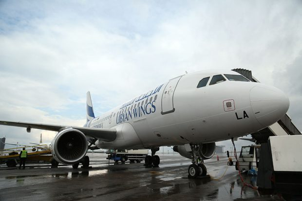 International airlines will be required to purchase carbon-offsetting credits if they exceed the prescribed level of CO2 emissions