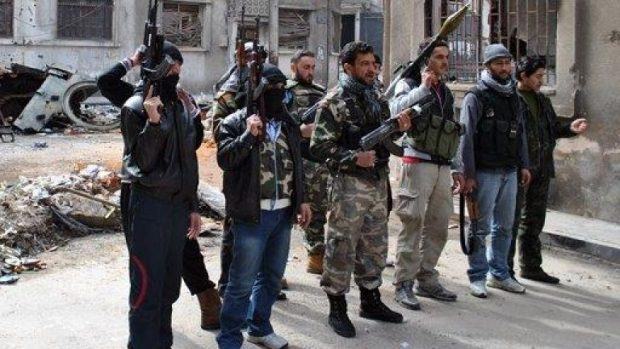US considers more weapons for Syrian rebels