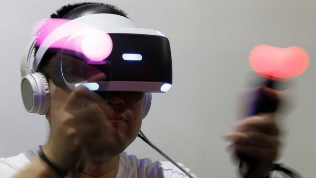 Sony is not charging for demos of its new VR headset