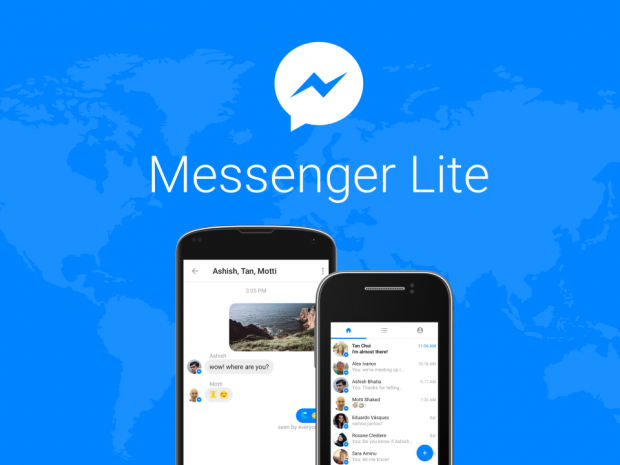 Facebook announces Lite Messenger for countries with old smartphones