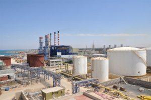Al-Khums power plant