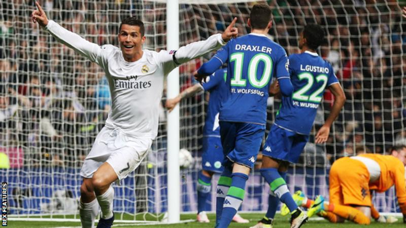 Cristiano Ronaldo will have been at Real Madrid for 12 years if he stays through to the end of his new deal