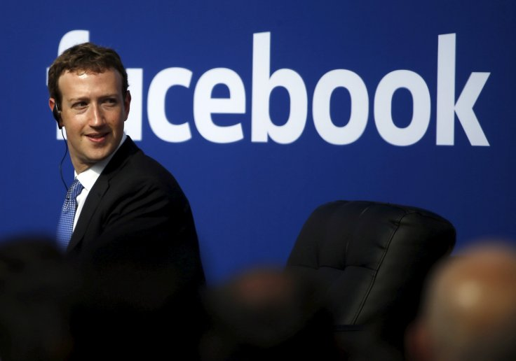 Facebook CEO Mark Zuckerberg opens up on fake news posts in social media platformStephen Lam/Reuters