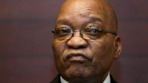 This is the latest legal blow for South Africa's President Jacob Zuma