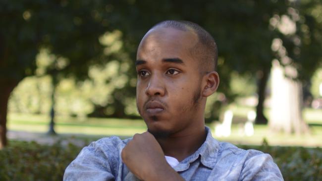 Abdul Razak Ali Artan was shot dead by a police officer. Picture: AP.