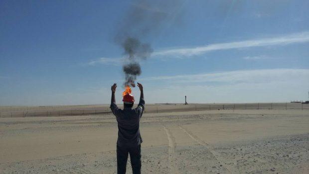 Al-Tifel Oilfield Resumes Oil Production