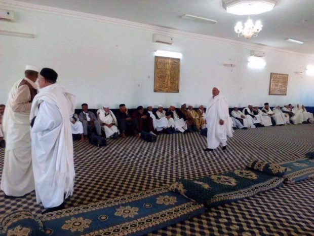 Southern Elders and Notables discuss Sabha ceasefire