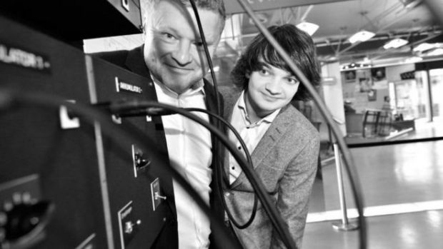 Dr Jochen Viehoff and Johannes Blobel tried to make it easier to programme the Eniac