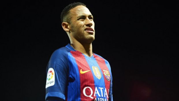 Neymar, Barcelona forward
