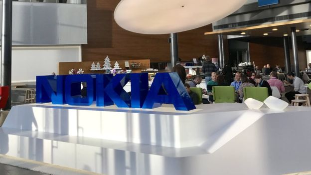 Nokia is selling but not designing the phones itself