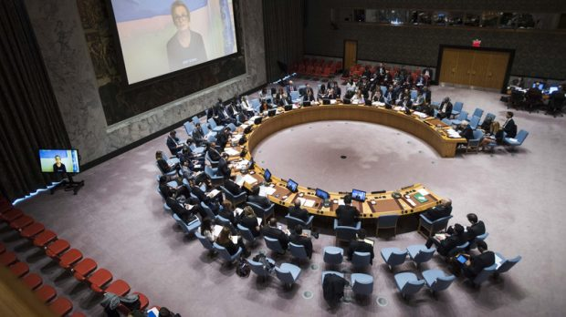 The UN Security Council will hold an emergency meeting Wednesday on the dire humanitarian crisis unfolding in Aleppo. (AFP)