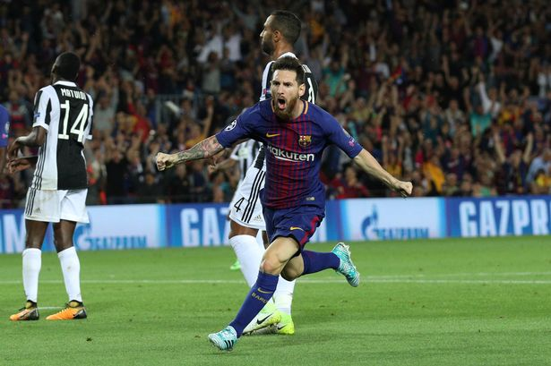 Barcelona Crushes Juventus 3 0 At The Champions League